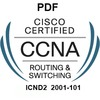 Thumbnail Cisco CCNA Routing and Switching  ICND2 200-101
