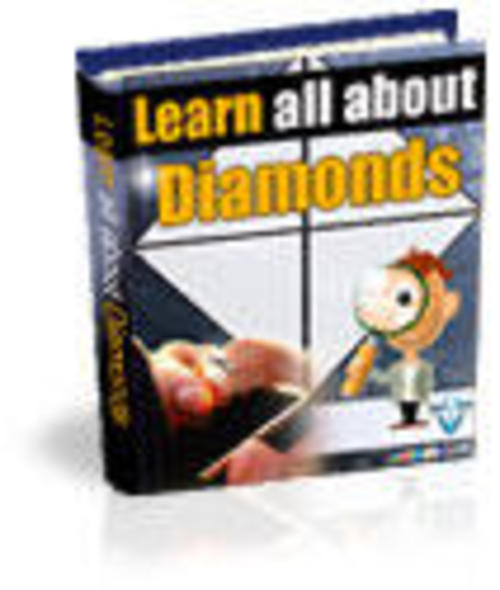 Product picture Learn All About Diamonds