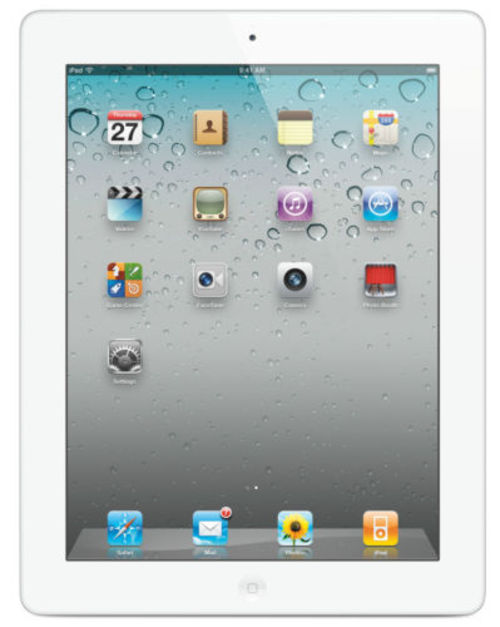 Product picture APPLE IPAD 2 USER MANUAL FOR IOS.4.3. PDF BOOK