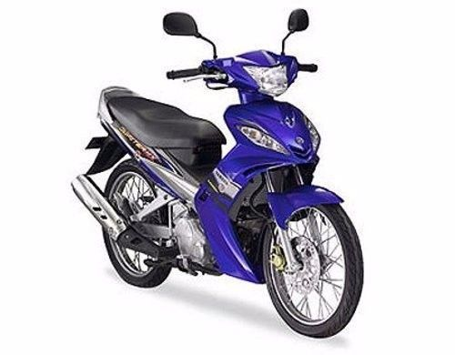 Product picture YAMAHA T135 T135SE T135S Service Manual year 2005